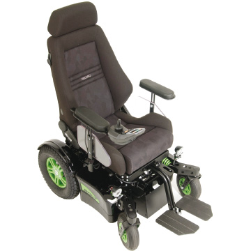 Richter Reha Technik electrical wheelchair BOLT