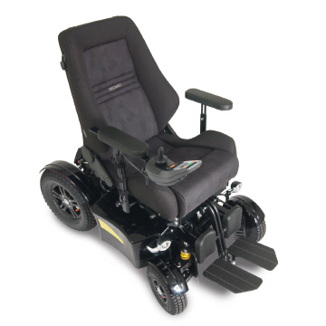Richter Reha Technik electrical wheelchair Titan